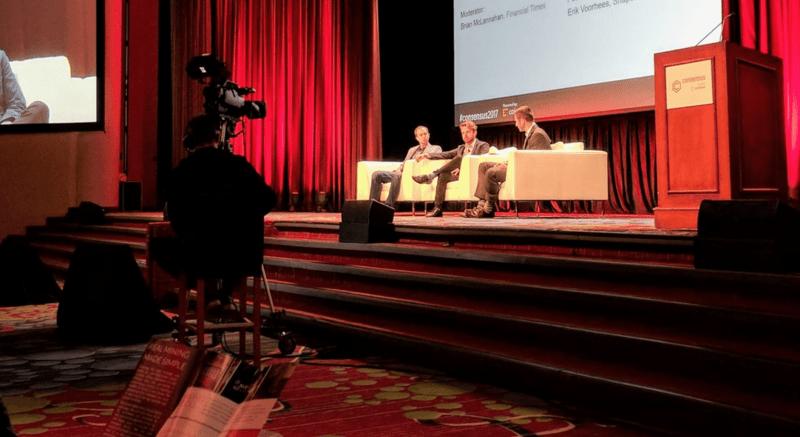 Consensus 2017: Smith, Voorhees Talk Today's Bitcoin Market Craze