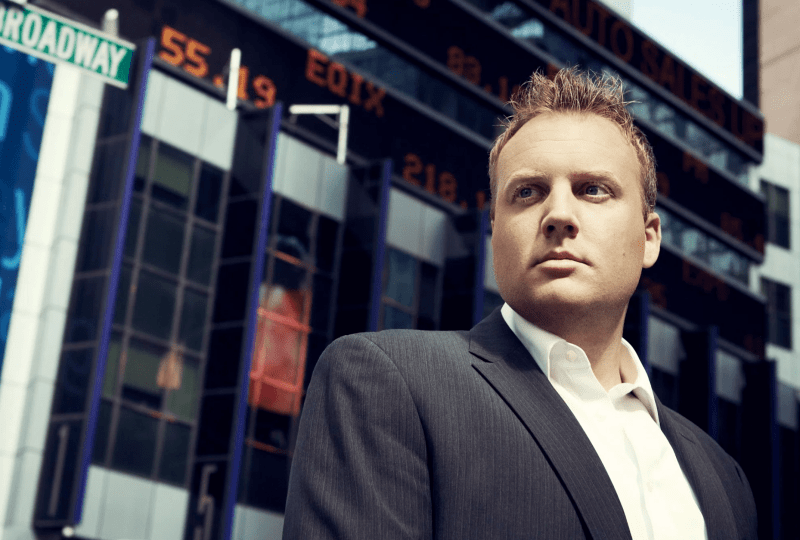 Money Manager Josh Brown: 'ICOs Are Where The Frauds Will Take Place'