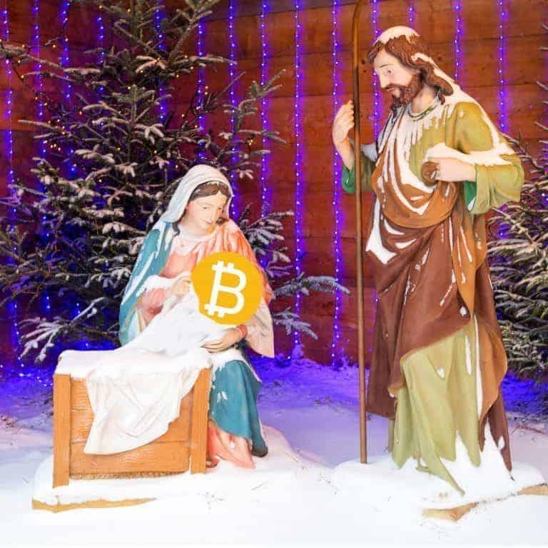 More Bitcoin Fork Clones on the Way: Bitcoin God Will Be Born Xmas Day