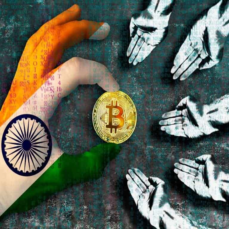 the daily bitcoin enters indian politics blockchain obsession grows - The Daily: Bitcoin Enters Indian Politics, Blockchain Obsession Grows