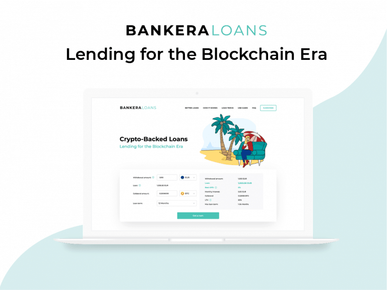 Bankera Launches a Global Crypto Backed Lending Solution - Bankera Launches a Global Crypto Backed Lending Solution
