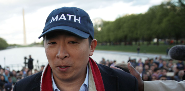 Andrew Yang's 'Freedom Dividend' Is Not Only Unnecessary, It's Unethical