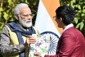Indian Prime Minister Modi Awards Young Entrepreneur for Cryptocurrency App 300x202 - Indian Prime Minister Modi Awards Young Entrepreneur for Cryptocurrency App