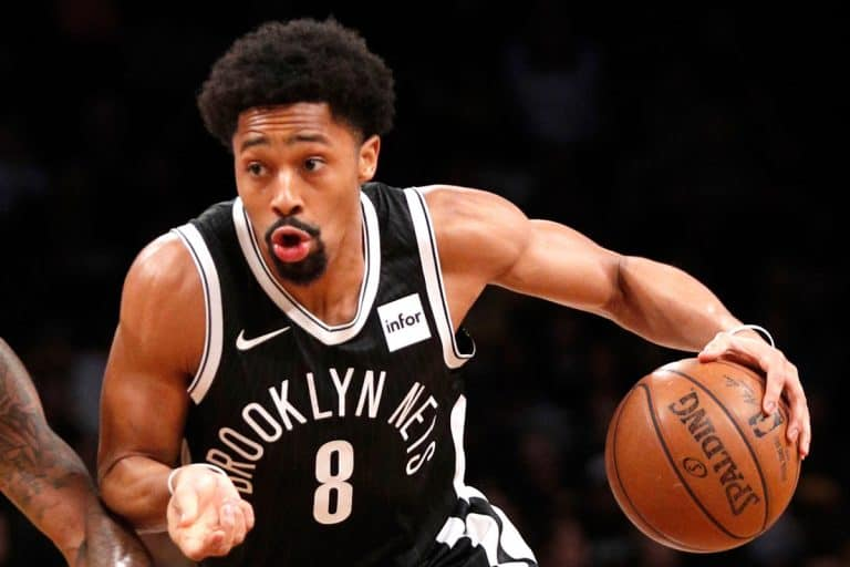 NBA Star Spencer Dinwiddie Just Tokenized His Own Contract - NBA Star Spencer Dinwiddie Just Tokenized His Own Contract