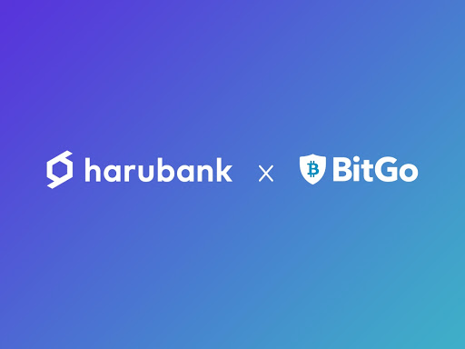 HaruBank Collaborates with BitGo to Ensure Security of Its Clients' Crypto Asset
